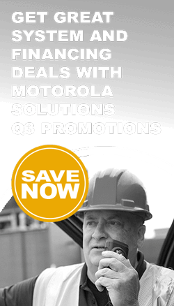 Motorola Two Way Radio Promotions New Jersey