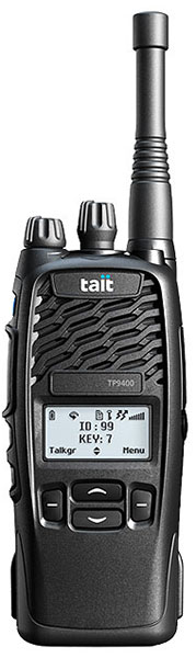 Tait Communications TP9400 Portable Radios New Jersey New York